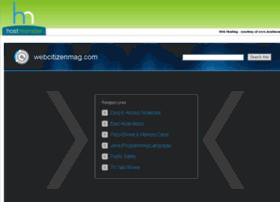 webcitizenmag.com