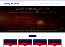 webcitybroadband.com