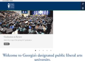 webcl.gcsu.edu
