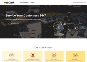 webclerk.com