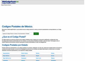 webcodigopostal.mx