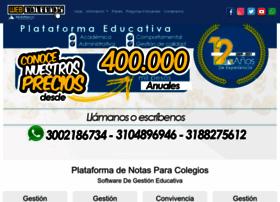 webcolegios.com