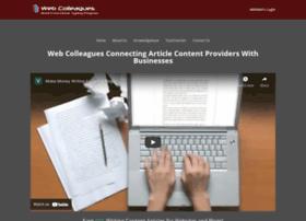webcolleagues.com