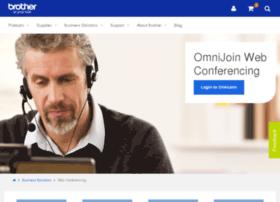 webconferencing.brother.co.uk