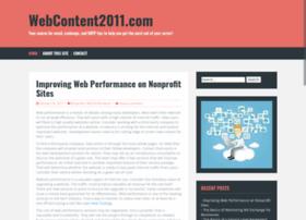 webcontent2011.com