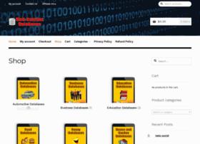 webcontentdatabases.com