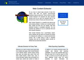webcontentextractor.com