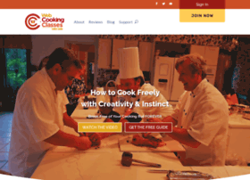 webcookingclasses.com