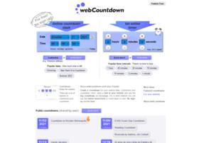 webcountdown.net