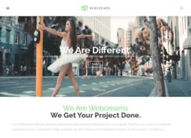 webcreams.com