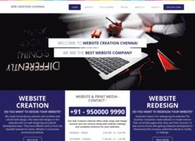 webcreationchennai.com