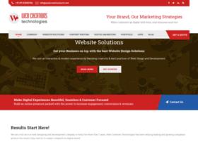 webcreationstech.com