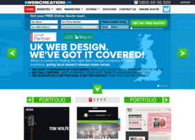 webcreationuk.com