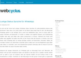 webcyclus.de