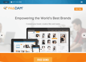 webdamdb.com