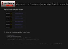 webdav.consiliencesoftware.com