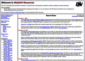 webdav.org