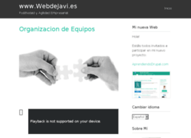 webdejavi.es