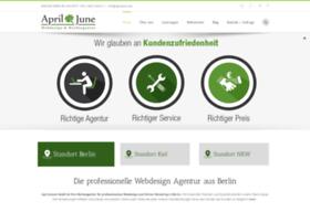webdesign-aj.de