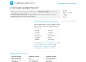 webdesign-bedrijven.nl