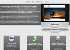 webdesign-feinhauser.de