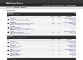 webdesign-forum.net