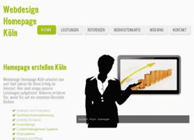 webdesign-homepage-koeln.de