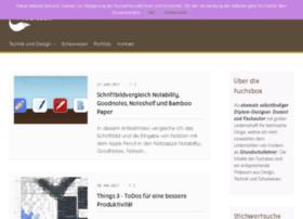 webdesign-mit-photoshop.de