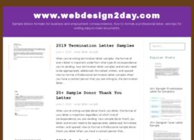 webdesign2day.com