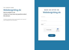 webdesignblog.de