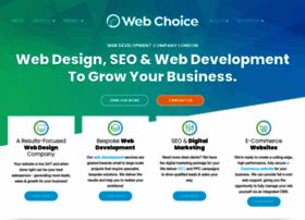 Webdesignchoice.co.uk