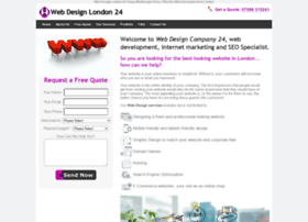 Webdesigncompany24.co.uk