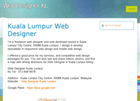 webdesignerkl.webs.com