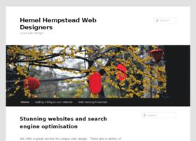 webdesignershemelhempstead.com