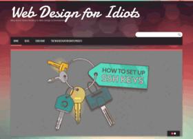 webdesignforidiots.net
