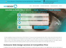 webdesigningcompany.com