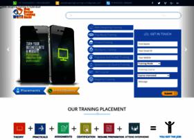 webdesigningtrainingruchi.com