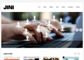 webdesignjini.com