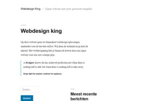 webdesignking.nl