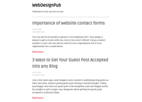 webdesignpub.com