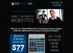 webdesignsfree.com.au