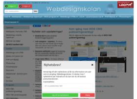 webdesignskolan.com