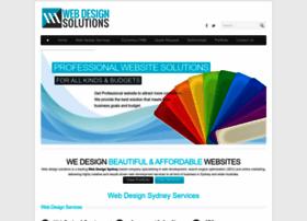 webdesignsolutionsydney.com.au