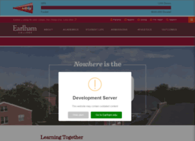webdev.earlham.edu