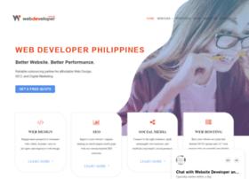 webdeveloper.com.ph