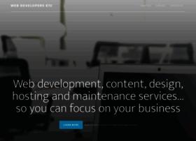 webdevelopersetc.com
