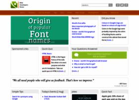 webdevelopersnotes.com