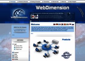 webdimension.biz