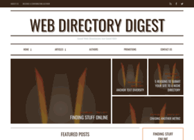 webdirectorydigest.org