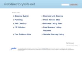 webdirectorylists.net